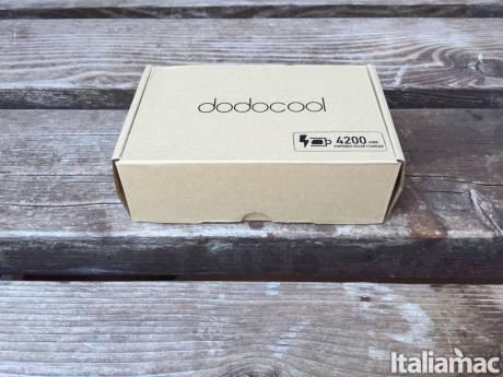 %name Powerbank solare di Dodocool: una scorta di energia rinnovabile