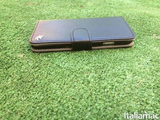 gecko iphone case Custodia a libro in pelle sintetica per iPhone 6/6s di Gecko Covers