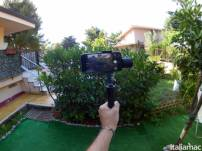 %name Gimbal Smooth II: video stabilizzati su iPhone