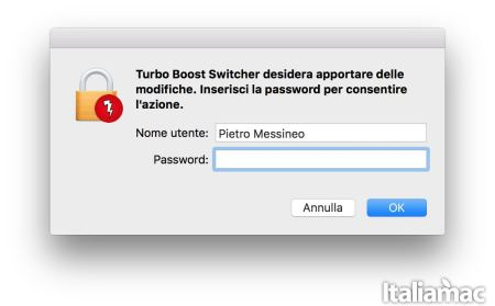 turbo boost sudo Come disabilitare e abilitare Turbo Boost su Mac
