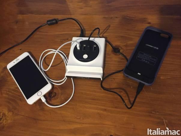 hub ugreen multiple Stazione di carica USB di Ugreen: caricare più dispositivi contemporaneamente non sarà più un problema