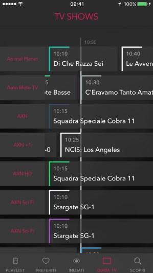 img 1244 TVision porta la vera IPTV su dispositivi iOS