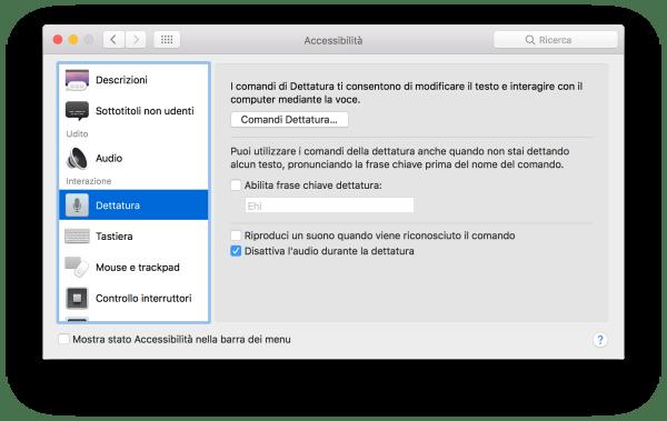 schermata 2016 09 21 alle 10.48.54 Come attivare Siri su Mac pronunciando Ehi Siri