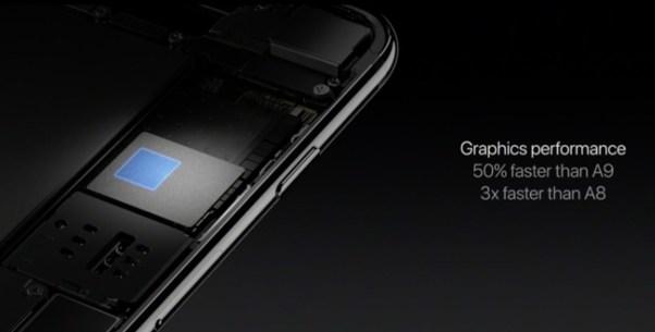 a10 fusion graphic performance Apple potrebbe rimpiazzare i processori Intel dei Mac con processori ARM proprietari