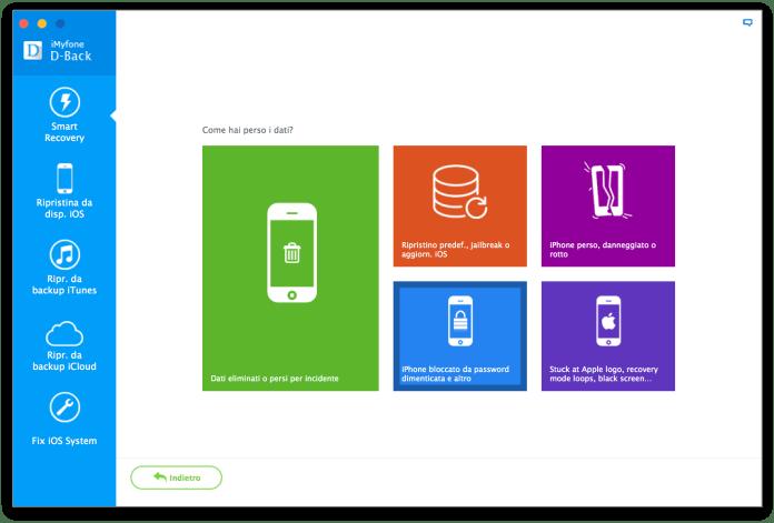 schermata 2016 08 25 alle 16.41.55 iMyfone D Back: Recupera i dati persi da iPhone/iPad/iPod Touch