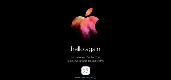 schermata 2016 10 20 alle 20.06.49 Ecco come seguire l'evento Apple del 27 Ottobre in Streaming