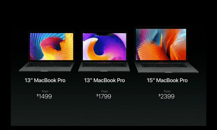 schermata 2016 10 27 alle 20.20.05 2 Apple presenta i nuovi MacBook Pro con Touch Bar Retina