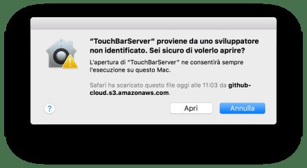 schermata 2016 11 10 alle 11.03.50 Interessati dalla nuova Touch Bar? Ecco una guida su come installarla sui vostri Mac
