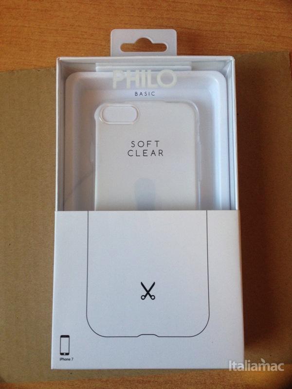 philo soft clear 3 Philo: le cover designed in Italy ideali per i nuovi iPhone 7