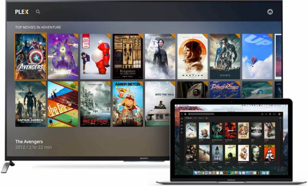 plex media player tv macbook teaser 001 Plex rilascia Plex Media Player per Mac