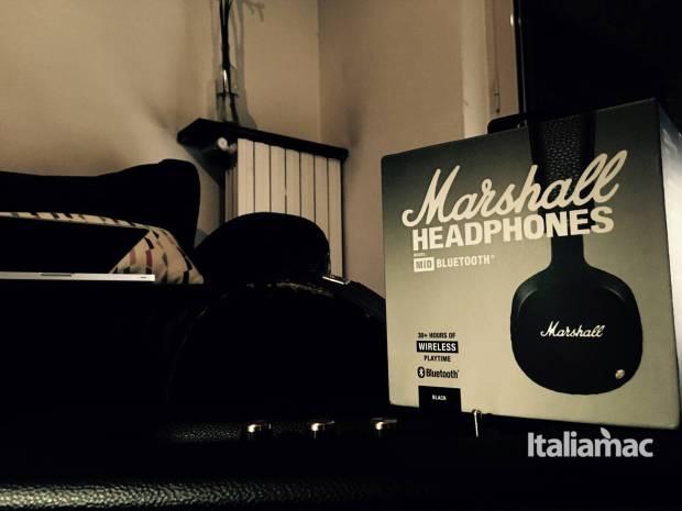 Marshall Mid Bluetooth box