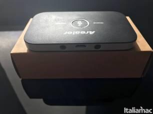 %name Arealer B6: Trasmettitore e ricevitore Bluetooth