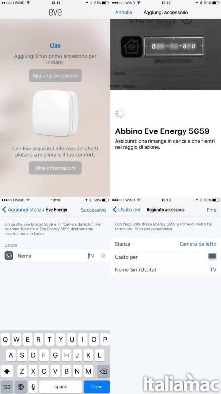 configurazione elgato  Eve Energy: La presa intelligente che supporta HomeKit