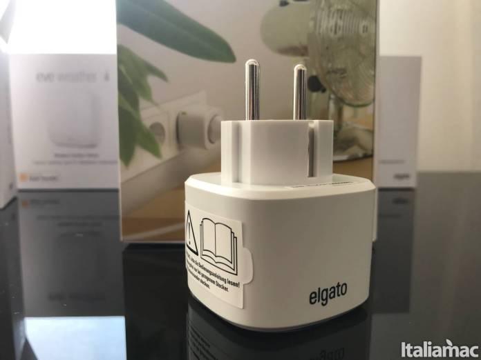 eve energy plug 2 Idee regalo Natale 2018: 10 regali Hi Tech a meno di €100