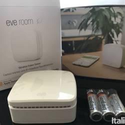 %name Eve Room: Il sensore in grado di rilevare la qualità dellaria