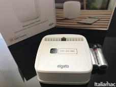 %name Eve Weather: Il sensore wireless per sapere sempre la temperatura esterna
