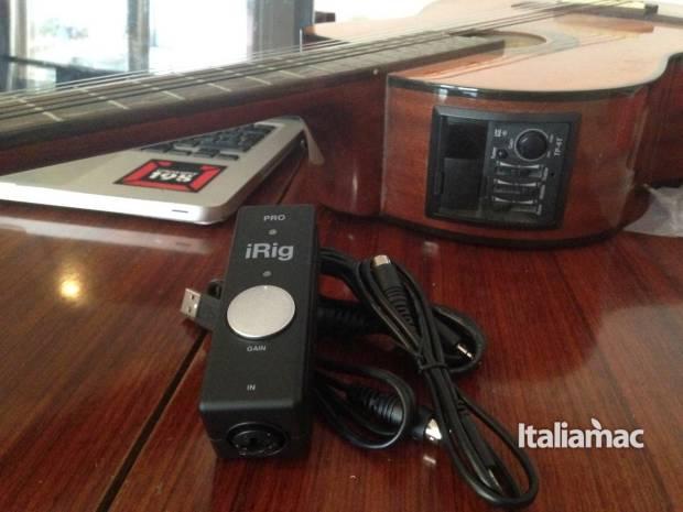 irig pro cavi 620x465 iRIG Pro di IK Multimedia, linterfaccia MIDI a portata di mano