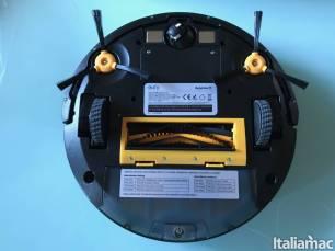 %name RoboVac 11: Il robot domestico per la pulizia dei pavimenti