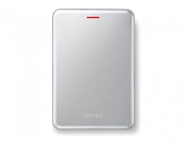 %name MiniStation SSD Velocity: il disco esterno veloce e leggero di Buffalo
