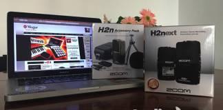 Zoom h2n e kit