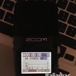 Zoom h2n schermata