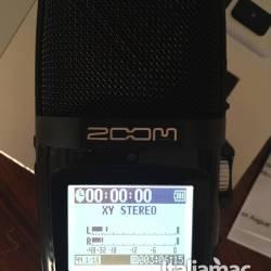 Zoom h2n XY