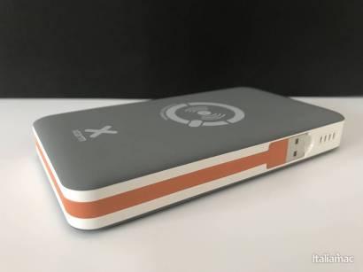 %name Xtorm il powerbank wireless da 8.000mAh certificato Qi