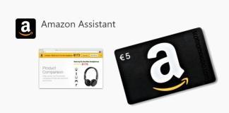 Amazon Assistant Coupon 5 euro
