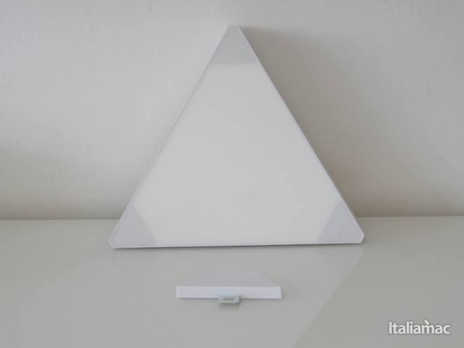 italiamac p2130659 Nanoleaf Light Panels Rhythm: I pannelli LED componibili compatibili con HomeKit
