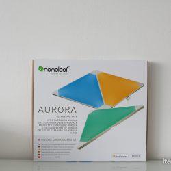Nanoleaf Aurora Expansion Pack Front