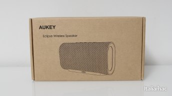 %name Aukey Eclipse: Il potente altoparlante Bluetooth da 20W