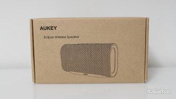 %name Aukey Eclipse: Il potente altoparlante Bluetooth da 20W