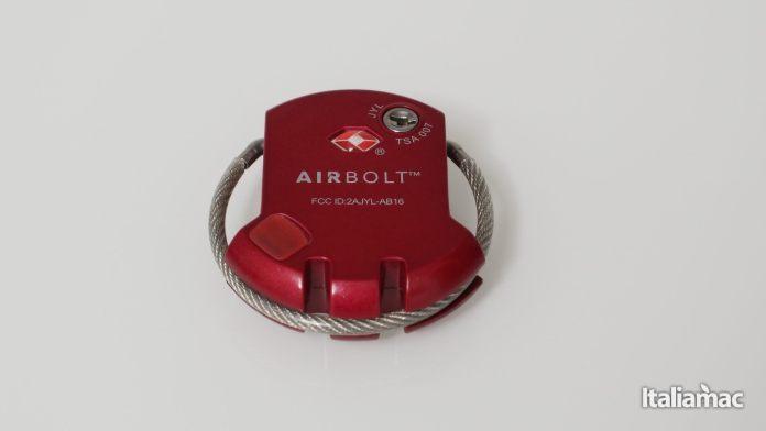 italiamac p4101091 AirBolt: Anche il lucchetto si fa smart e controllabile da iPhone