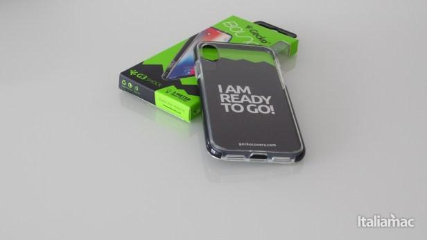 %name Bounce: La custodia per iPhone X con telaio antiurto di Gecko Covers