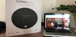QardioBase 2 box