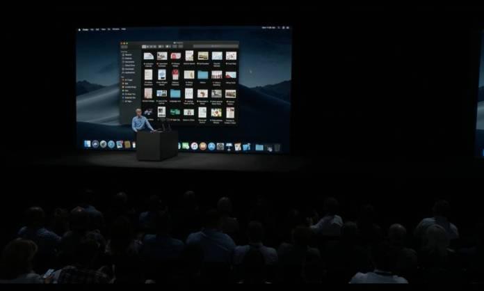 italiamac italiamac schermata 2018 06 04 alle 20.39.23 Presentato macOS 10.14 Mojave con Dark Mode