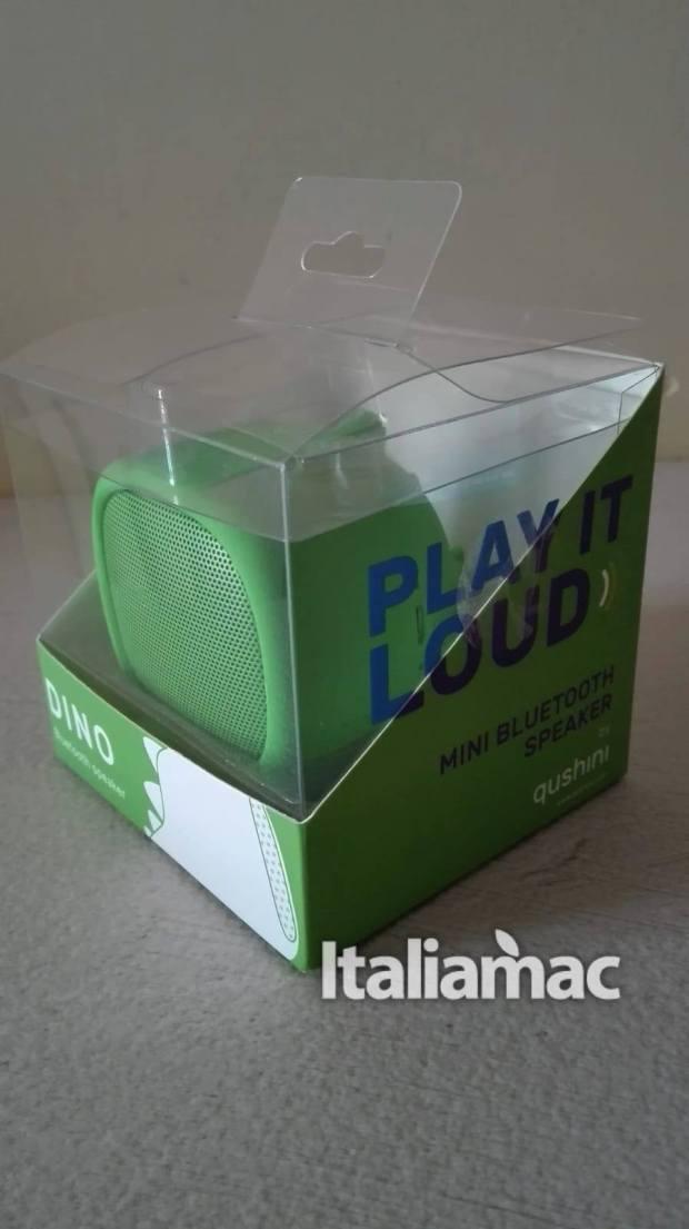 italiamac quishini dino box 620x1105 Qushini lo speaker bluetooth per ascoltare musica con stile