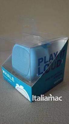 %name Qushini lo speaker bluetooth per ascoltare musica con stile