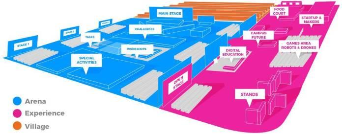 italiamac italiamac map cpit2 eSports, gaming, retrogaming, droni e molto altro a Campus Party!