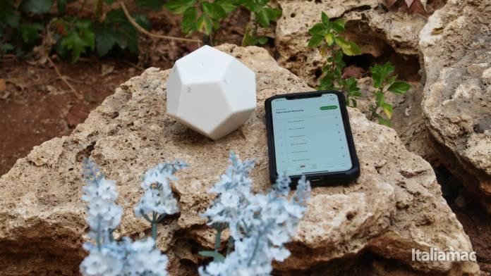 italiamac p6291335 Nanoleaf Remote: Il dodecaedro compatibile HomeKit con 12 azioni configurabili
