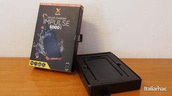 %name Impulse: Il caricabatterie solare da 5.000mAh impermeabile di Xtorm