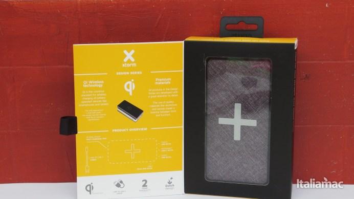 %name Xtorm XW300: Il powerbank da 8.000mAh dotato di ricarica wireless