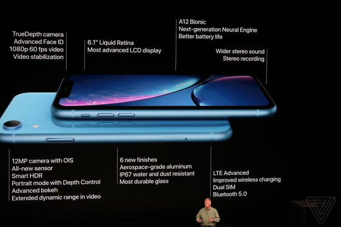 italiamac apple iphone 2018 event theverge dbohn 1557 Apple presenta iPhone Xs, Xs Max e Xr