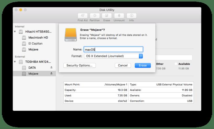 italiamac step1 Come installare macOS Mojave sui Mac non supportati