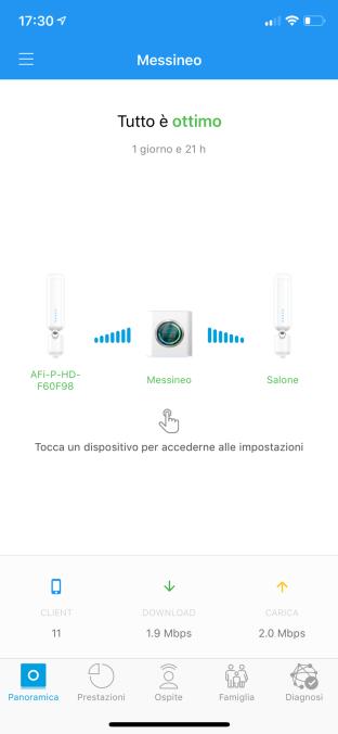 italiamac img 9825 AmpliFi HD: Il sistema di mesh Wi Fi in grado di coprire fino a 2.000mq