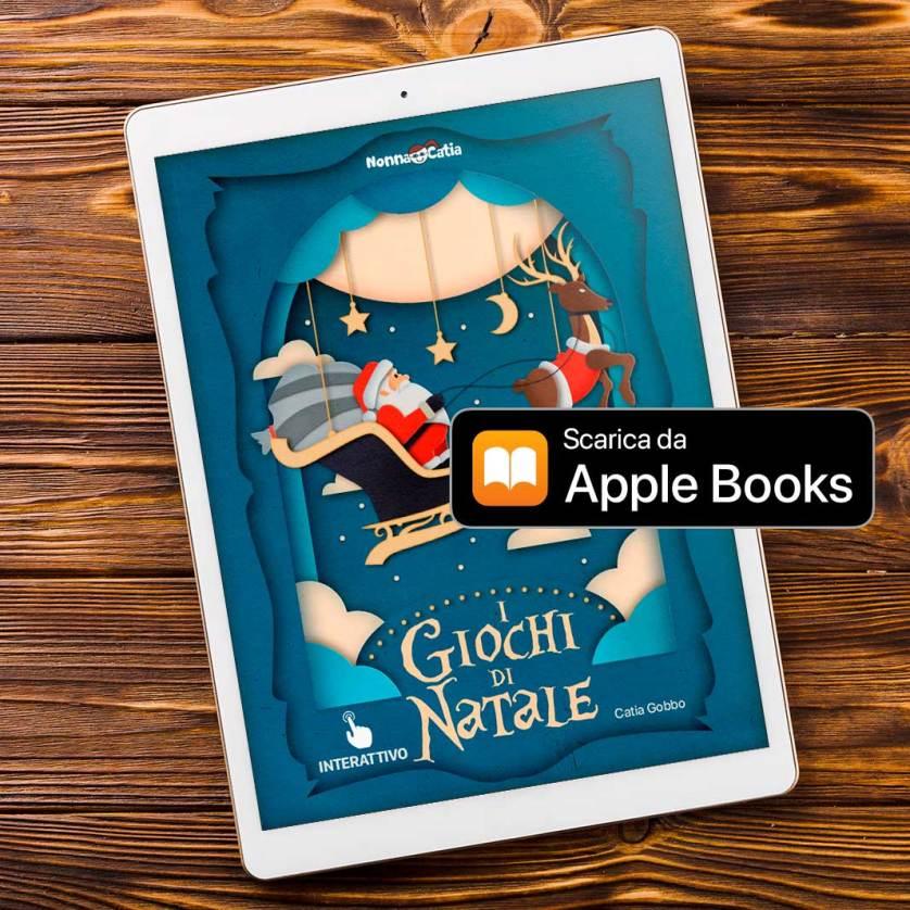 italiamac mockup copertina offerta giochi ipad iBook interattivo per bambini I Giochi di Natale per iPad e iPhone