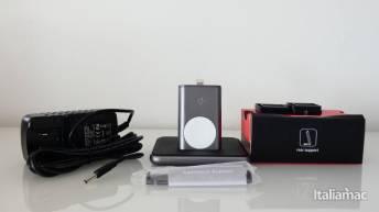 %name HiRise Duet: Lelegante stand per caricare Apple Watch e iPhone di Twelve South