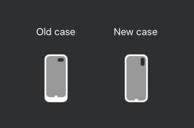 italiamac italiamac cases 620x409 Nuova Smart Battery Case per iPhone X e XS