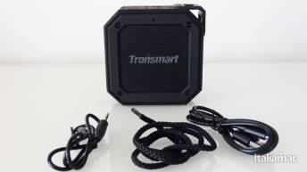 %name Tronsmart Element Groove: Speaker bluetooth impermeabile fino a 1.5 metri
