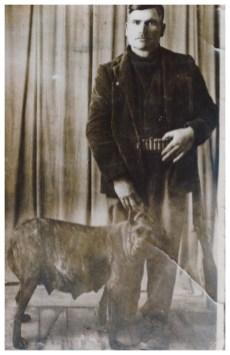 1935, Casal di Principe, Caserta.